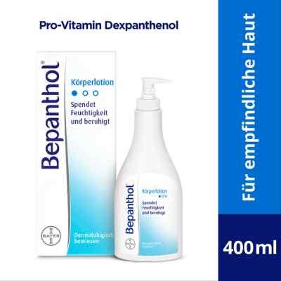 Bepanthol Körperlotion Spenderflasche  bei deutscheinternetapotheke.de bestellen