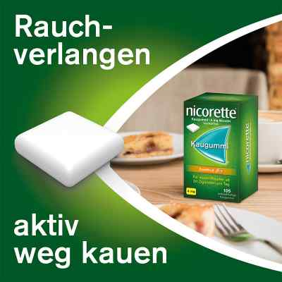 Nicorette 4mg freshfruit  bei deutscheinternetapotheke.de bestellen
