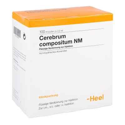 Cerebrum Compositum Nm Ampullen  bei deutscheinternetapotheke.de bestellen