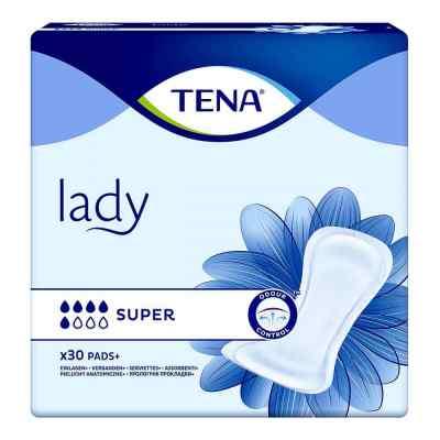 Tena Lady super Einlagen  bei deutscheinternetapotheke.de bestellen
