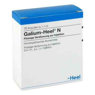 Galium Heel N Ampullen  bei deutscheinternetapotheke.de bestellen