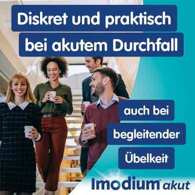 Imodium akut lingual Schmelztabletten bei akutem Durchfall  bei deutscheinternetapotheke.de bestellen