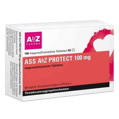 ASS AbZ PROTECT 100mg  bei deutscheinternetapotheke.de bestellen