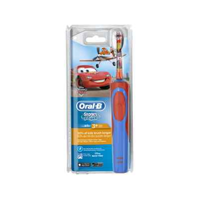 Oral-B Stages Power Kids Elektrische Zahnbürste mit Disneys Cars  bei deutscheinternetapotheke.de bestellen