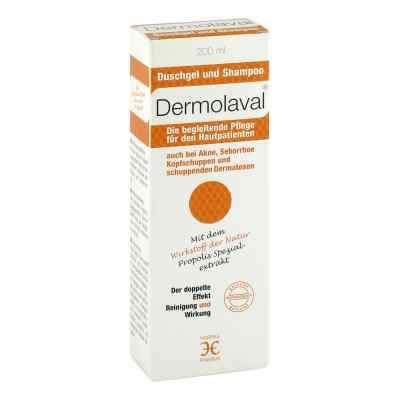 Dermolaval Duschgel+shampoo für d.Hautpatienten  bei deutscheinternetapotheke.de bestellen