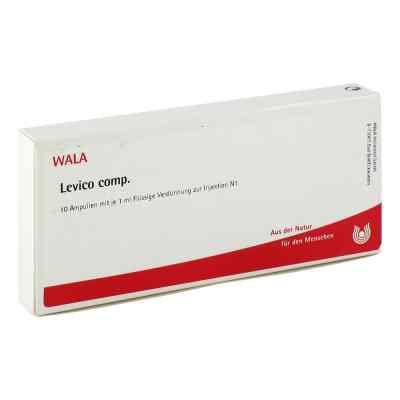 Levico Comp. Ampullen  bei deutscheinternetapotheke.de bestellen