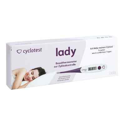 Cyclotest lady Basalthermometer  bei deutscheinternetapotheke.de bestellen