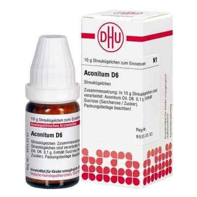 Aconitum D6 Globuli  bei deutscheinternetapotheke.de bestellen
