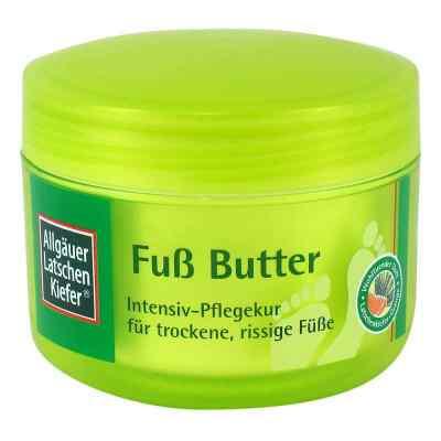 Allgäuer Latschenk. Fuss Butter Creme  bei deutscheinternetapotheke.de bestellen