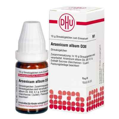 Arsenicum Album D 30 Globuli  bei deutscheinternetapotheke.de bestellen