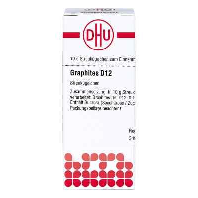 Graphites D 12 Globuli  bei deutscheinternetapotheke.de bestellen