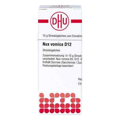 Nux Vomica D12 Globuli  bei deutscheinternetapotheke.de bestellen