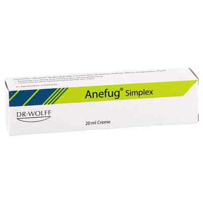 Anefug simplex Creme  bei deutscheinternetapotheke.de bestellen