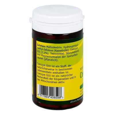 Coenzym Q10 Kapseln a 30 mg  bei deutscheinternetapotheke.de bestellen