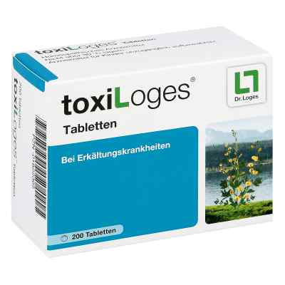 Toxi Loges Tabletten  bei deutscheinternetapotheke.de bestellen