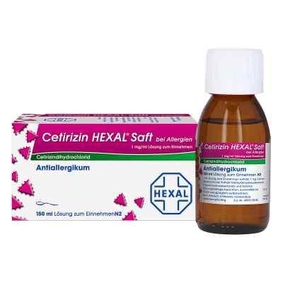 Cetirizin HEXAL bei Allergien 1mg/ml  bei deutscheinternetapotheke.de bestellen