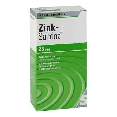 Zink-Sandoz  bei deutscheinternetapotheke.de bestellen