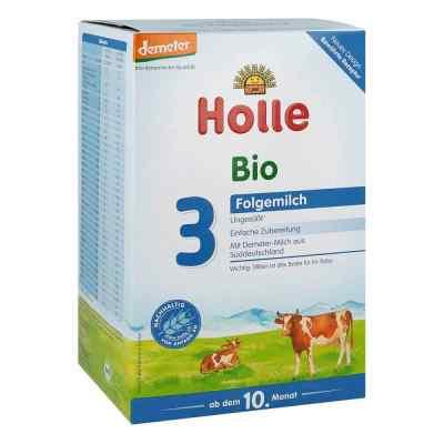 Holle Bio Säuglings Folgemilch 3  bei deutscheinternetapotheke.de bestellen