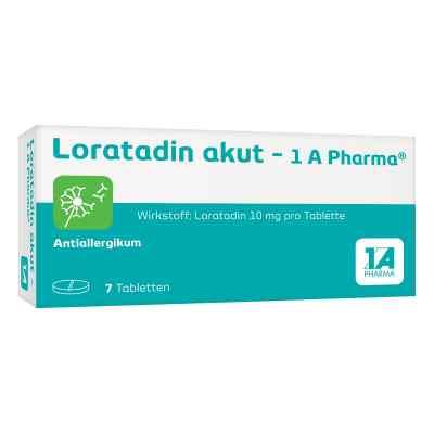 Loratadin akut-1A Pharma  bei deutscheinternetapotheke.de bestellen