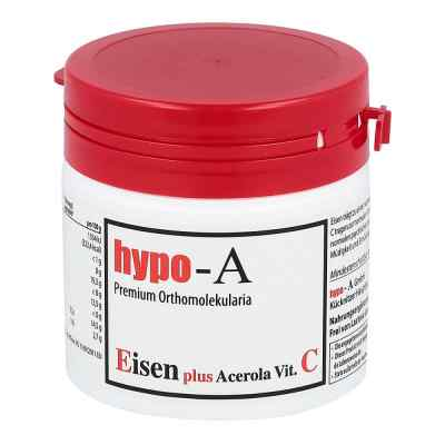 Hypo A Eisen + Acerola Vitamin C Kapseln  bei deutscheinternetapotheke.de bestellen