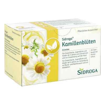 SIDROGA Kamillenblüten  bei deutscheinternetapotheke.de bestellen
