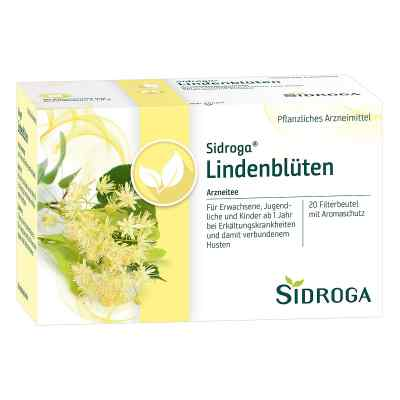 SIDROGA Lindenblüten  bei deutscheinternetapotheke.de bestellen