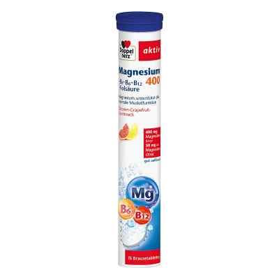 Doppelherz Magnesium 400+b Vitamine +fols. Brausetabletten  bei deutscheinternetapotheke.de bestellen