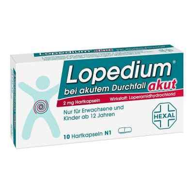 Lopedium akut bei akutem Durchfall  bei deutscheinternetapotheke.de bestellen
