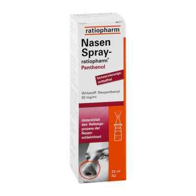 NasenSpray-ratiopharm Panthenol  bei deutscheinternetapotheke.de bestellen