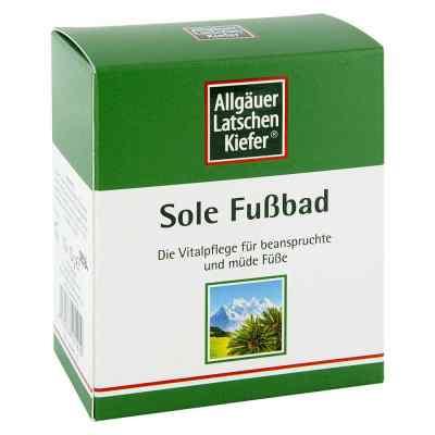 Allgäuer Latschenk. Sole Fussbad  bei deutscheinternetapotheke.de bestellen