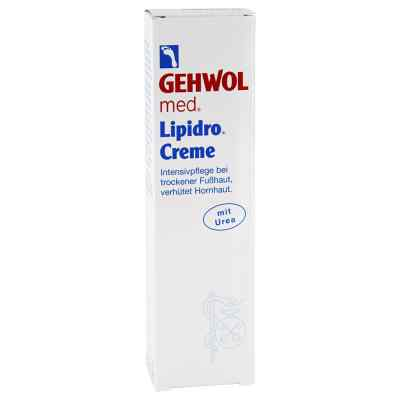 Gehwol med Lipidro-creme  bei deutscheinternetapotheke.de bestellen