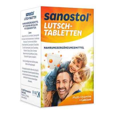Sanostol Lutschtabletten  bei deutscheinternetapotheke.de bestellen