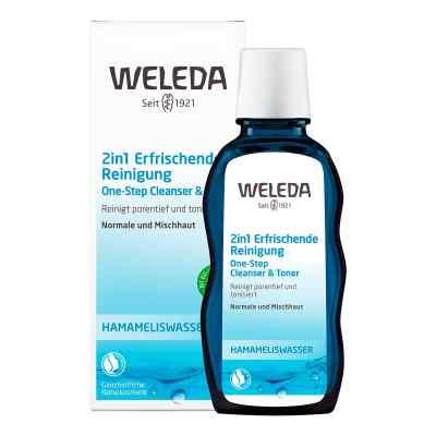 Weleda Erfrischende 2in1 Reinigung Milch  bei deutscheinternetapotheke.de bestellen