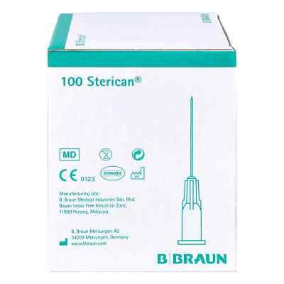 Sterican Kanüle luer-lok 0,90x40mm Größe 1  gelb  bei deutscheinternetapotheke.de bestellen