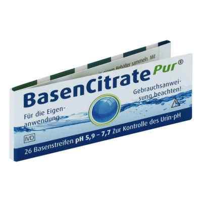 Basen Citrate Pur Teststr.ph 5,9-7,7 nach Apot.R.Keil  bei deutscheinternetapotheke.de bestellen