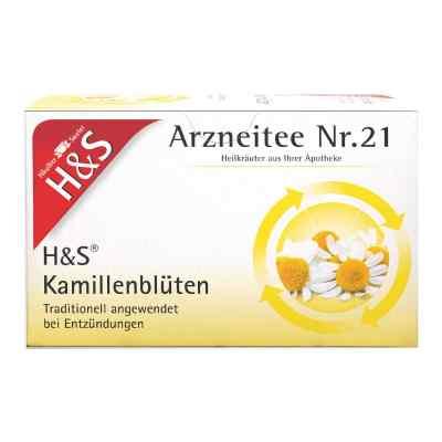H&S Kamillenblüten  bei deutscheinternetapotheke.de bestellen