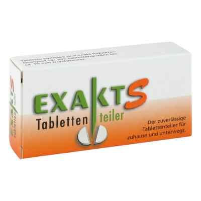 Exakt S Tablettenteiler  bei deutscheinternetapotheke.de bestellen