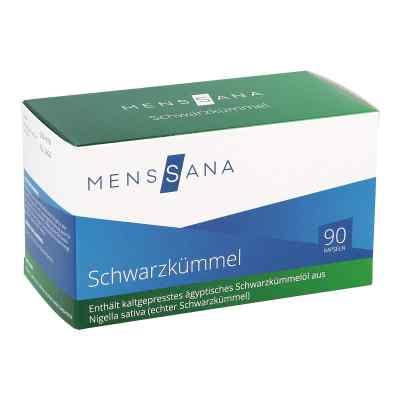 Schwarzkümmel Menssana Kapseln  bei deutscheinternetapotheke.de bestellen