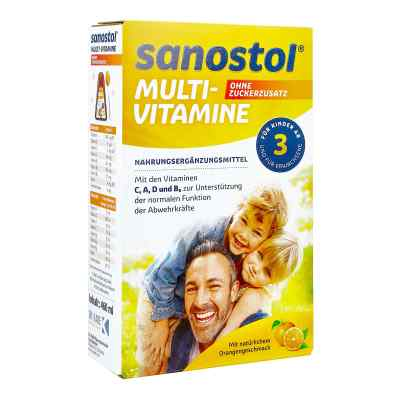 Sanostol ohne Zuckerzusatz Saft  bei deutscheinternetapotheke.de bestellen