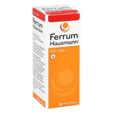 Ferrum Hausmann 50mg Eisen/ml Lösung  bei deutscheinternetapotheke.de bestellen