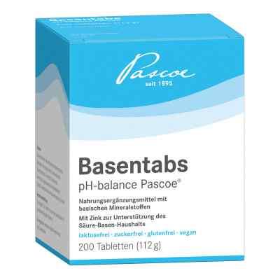 Basentabs pH Balance Pascoe Tabletten  bei deutscheinternetapotheke.de bestellen