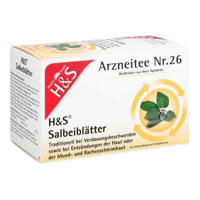 H&S Salbeiblätter  bei deutscheinternetapotheke.de bestellen