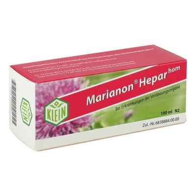 Marianon Heparhom Tropfen  bei deutscheinternetapotheke.de bestellen