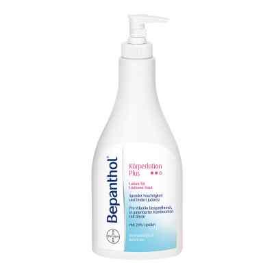 Bepanthol Körperlotion Plus Spenderflasche  bei deutscheinternetapotheke.de bestellen
