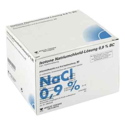Isotone Nacl Lösung 0,9% Bc Plastik  iniecto -lösung  bei deutscheinternetapotheke.de bestellen