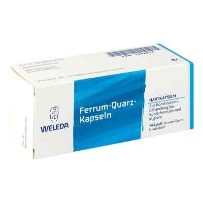 Ferrum Quarz Hartkapseln  bei deutscheinternetapotheke.de bestellen