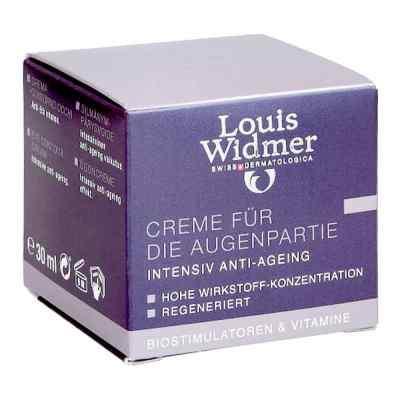 Widmer Creme für die Augenpartie leicht parfüm.  bei deutscheinternetapotheke.de bestellen