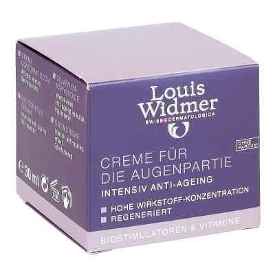 Widmer Creme für die Augenpartie unparfümiert  bei deutscheinternetapotheke.de bestellen