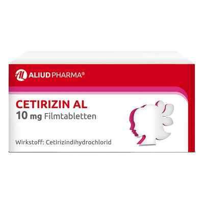 Cetirizin AL 10mg  bei deutscheinternetapotheke.de bestellen