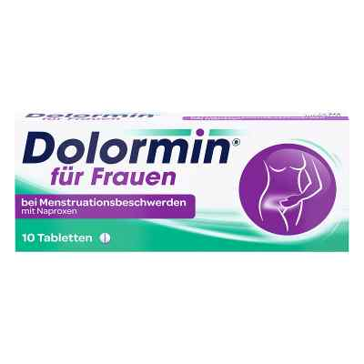 Dolormin für Frauen mit Naproxen  bei deutscheinternetapotheke.de bestellen